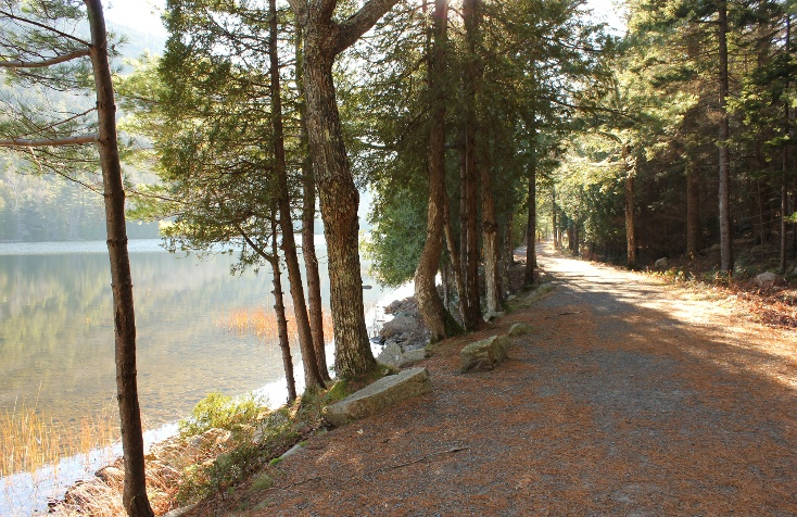 Bubble-Pond-Carriage-Road_Friends-of-Acadia